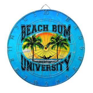 Beach Bum University Dart Board