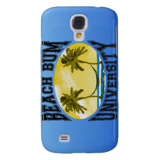 Beach Bum University Galaxy S4 Cover