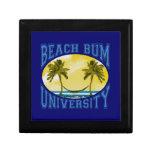 Beach Bum University Gift Box