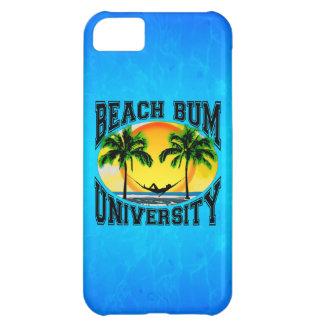 Beach Bum University iPhone 5C Case