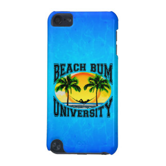 Beach Bum University iPod Touch (5th Generation) Cover