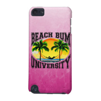Beach Bum University iPod Touch (5th Generation) Covers