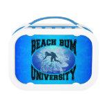 Beach Bum University Lunchbox