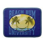 Beach Bum University MacBook Air Sleeve