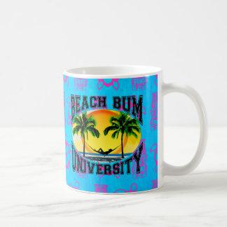 Beach Bum University Mugs