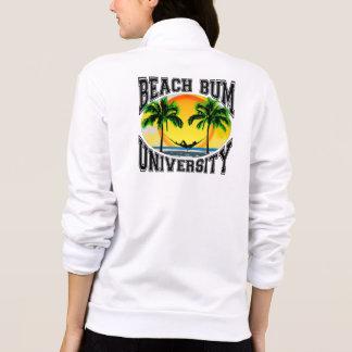 Beach Bum University Printed Jacket