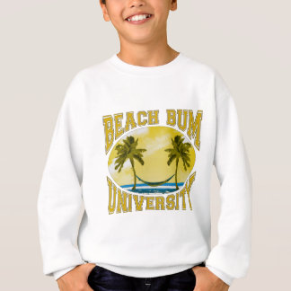 Beach Bum University Sweatshirt