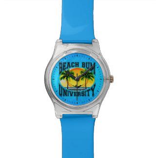 Beach Bum University Wristwatches