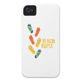 Beach Bums iPhone 4 Cover