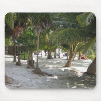 Beach Bums Mouse Pad