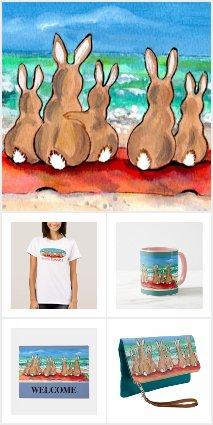 Beach Bunnies Collection