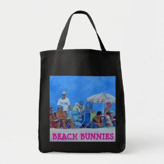BEACH BUNNIES - TOTE BAG