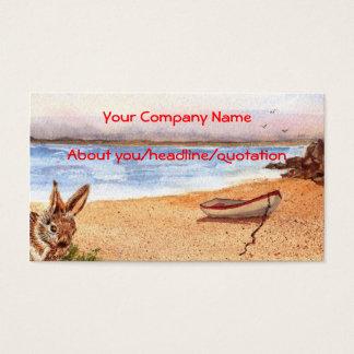 'Beach Bunny' Profile Card
