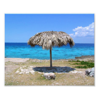 Beach Cabana Photo