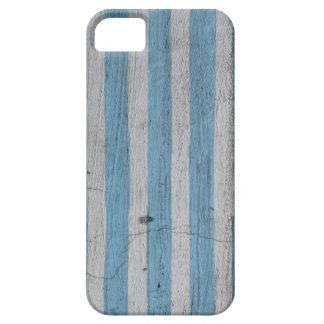 Beach Cabin Wood Phone Case