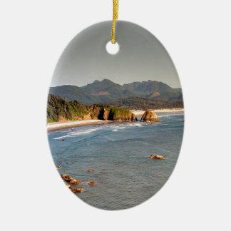 Beach Canon Ornaments
