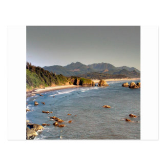 Beach Canon Postcard