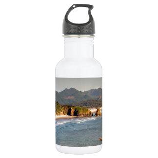 Beach Canon Stainless Steel Water Bottle