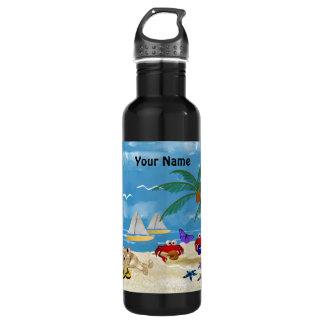 Beach Canteen 24oz Water Bottle