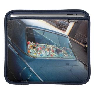 Beach Car, Art Car Window Displays Beach Toys Sleeves For iPads