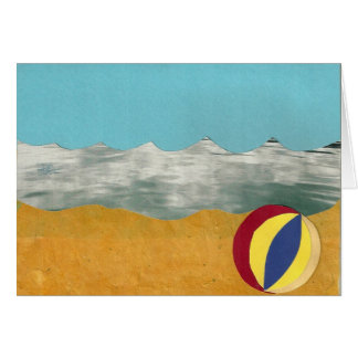 Beach Card
