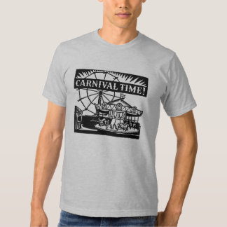 "Beach ""Carnival Time"" (Fill in the town) Shirt"