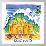 Beach Castle poster