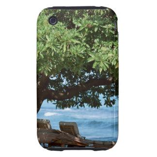 Beach Chair 2 iPhone 3 Tough Covers