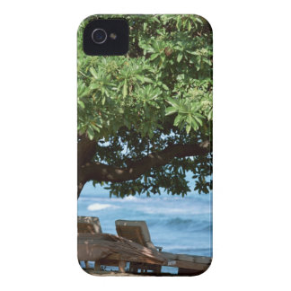 Beach Chair 2 iPhone 4 Case