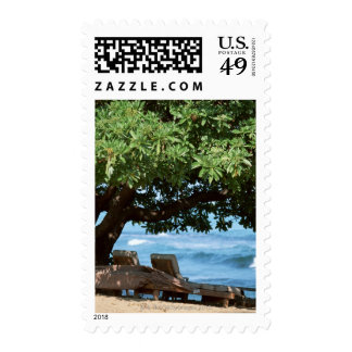 Beach Chair 2 Stamps
