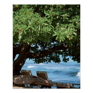 Beach Chair 2 Poster