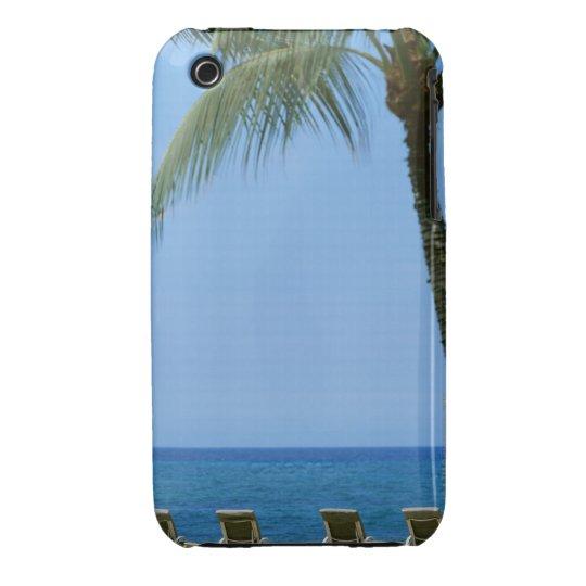 Beach Chair 3 iPhone 3 Cover