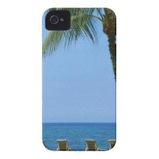 Beach Chair 3 iPhone 4 Case