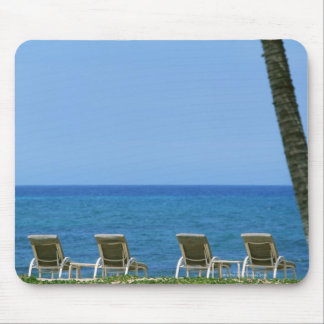 Beach Chair 3 Mouse Pad