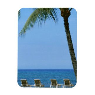 Beach Chair 3 Magnet