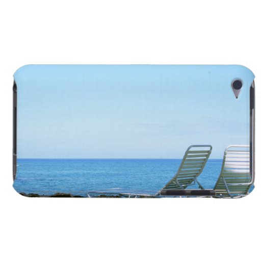 Beach Chair 4 Barely There iPod Cases