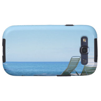 Beach Chair 4 Samsung Galaxy SIII Cover