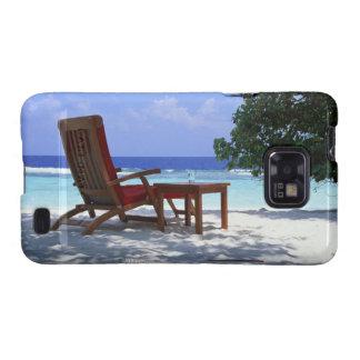 Beach Chair 6 Samsung Galaxy S2 Covers