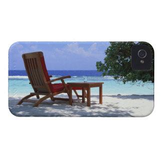 Beach Chair 6 iPhone 4 Case