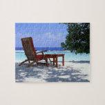 Beach Chair 6 Jigsaw Puzzle