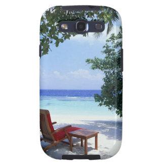Beach Chair Samsung Galaxy SIII Covers