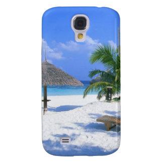 Beach Chair Samsung Galaxy S4 Cases