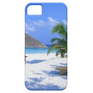 Beach Chair iPhone 5 Cover