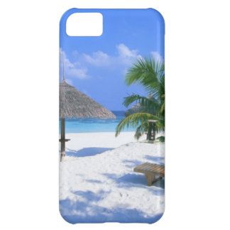 Beach Chair iPhone 5C Cases