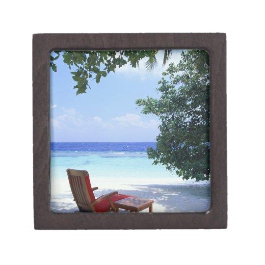 Beach Chair Jewelry Box
