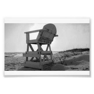 Beach Chair Photo Art