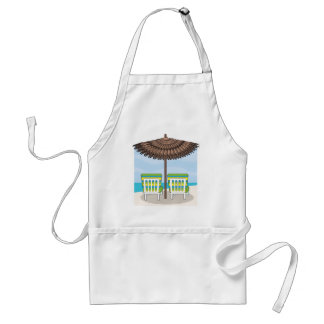 Beach Chairs Adult Apron