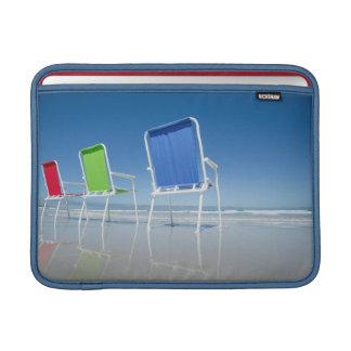 Beach Chairs In Australia MacBook Air Sleeve