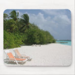 Beach Chairs Mousepads