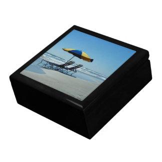 Beach Chairs on Daytona Beach Gift Box